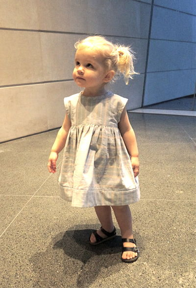KCW full dress
