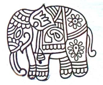 Indian Block Print