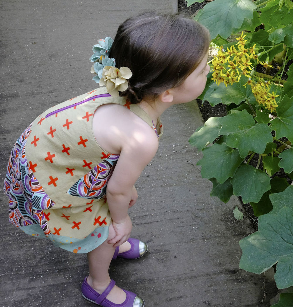 STYLO Bedford flower