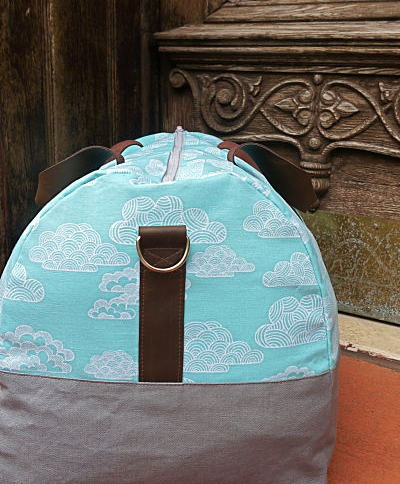 Portside travel bag