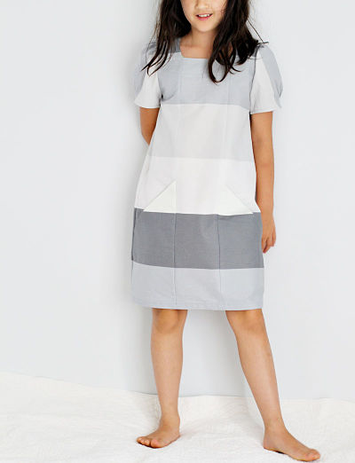 Henry dress by Sanae Ishida