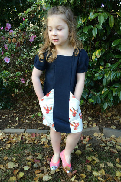 Henry dress by Sewing with Kate