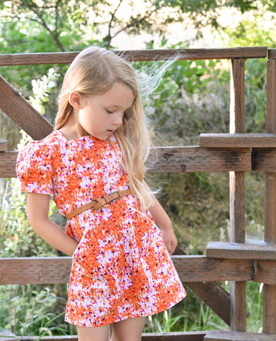 Henry dress by Edith and Eloise