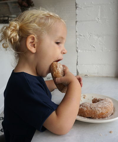 Homestead donut