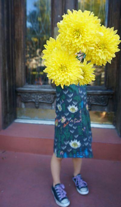 Leah Duncan Henry flowers
