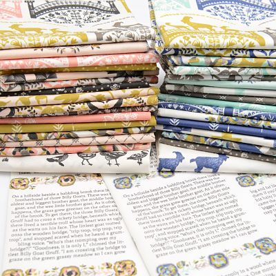 Forest Fables Fat Quarter bundle