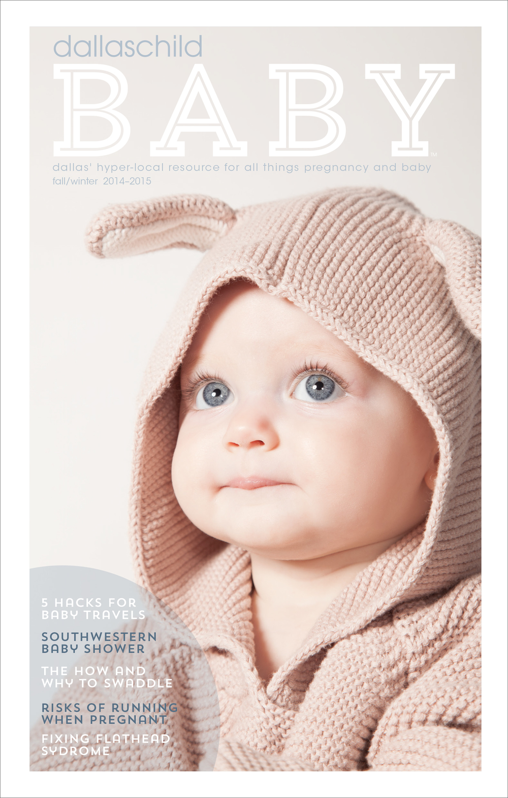 DallasChildbaby Fall/Winter 2014-2015 Cover