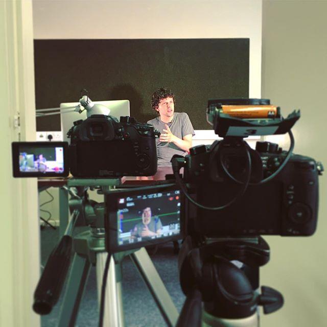 Got to shoot some interviews and behind the scenes with Jesse Eisenberg over the last couple of weeks on the upcoming film, Vivarium. #jesseeisenberg #bts #film #creativity #actor #setlife #ireland #dublin #gh5 #gh4 #camera #video #interview #freelance #hollywood #instagood #ajfilm #art #irish #irishfilm