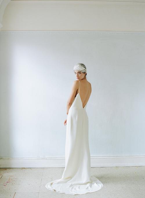 Maia Slip Gown