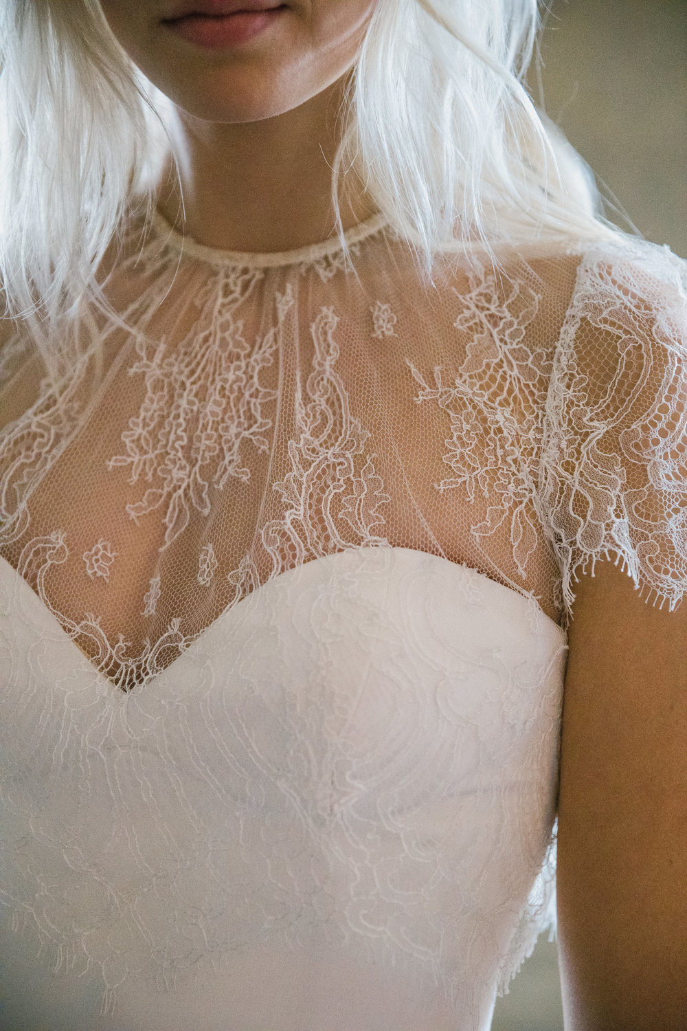 Emma Gown & Lula Lace Crop Top