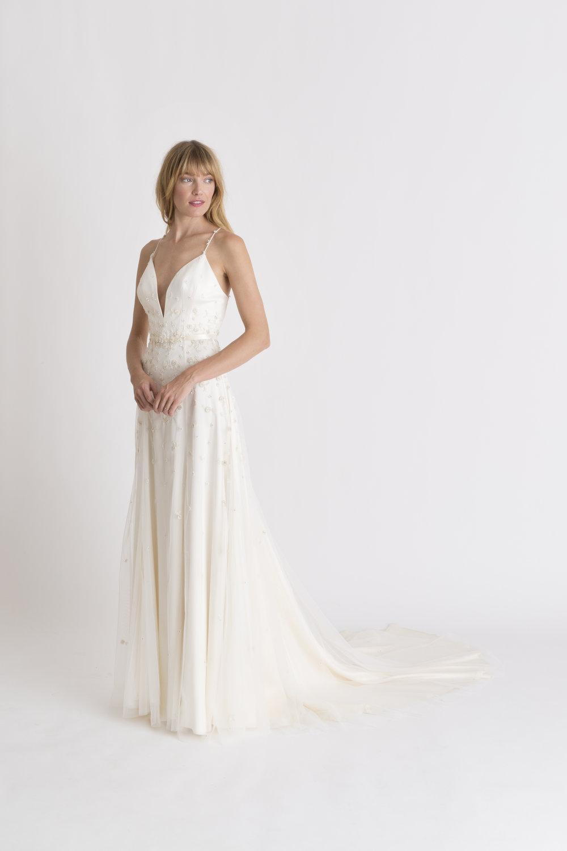 Celeste Gown