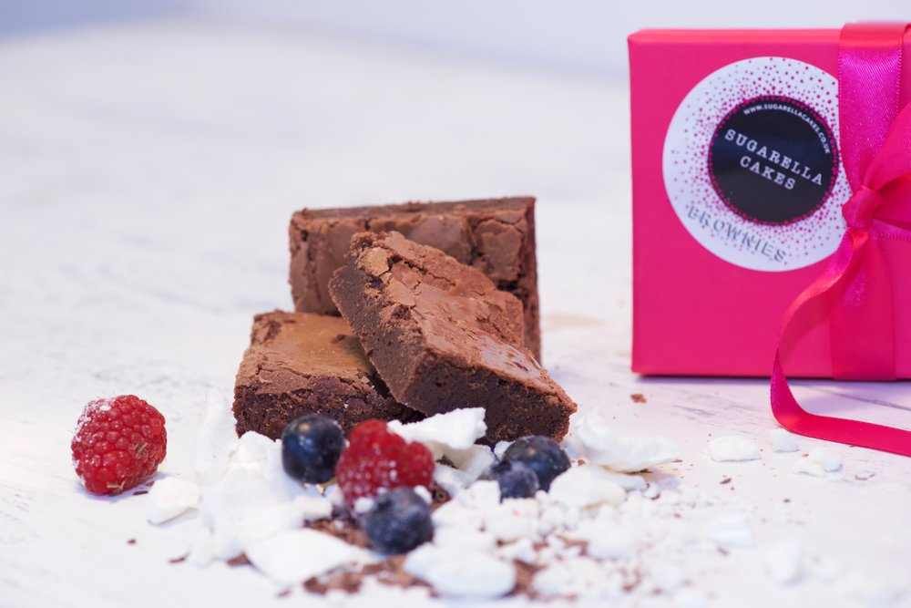 Eton Mess Brownies -To see our range of brownie gift boxes and subscription brownies, visit our shop.