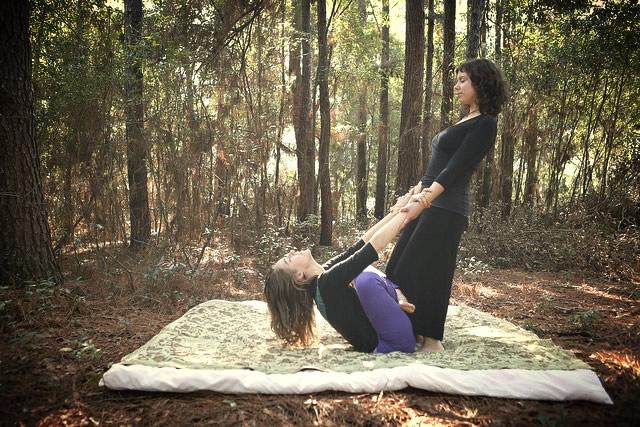 Thai Massage Deep Stretching in Gainesville Florida