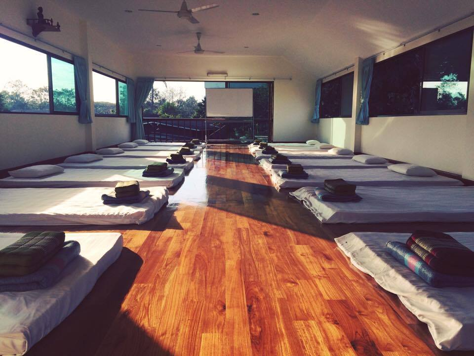 The Sunshine School of Thai Massage in Chiang Mai, Thailand