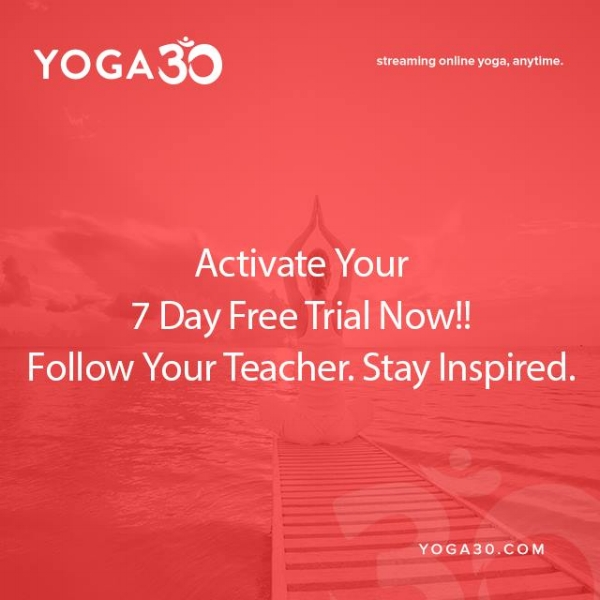 Yoga30.com: Streaming Yoga Online On Your Schedule On Any Device.
