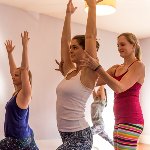 Teacher Training Rebecca Mayne Yoga