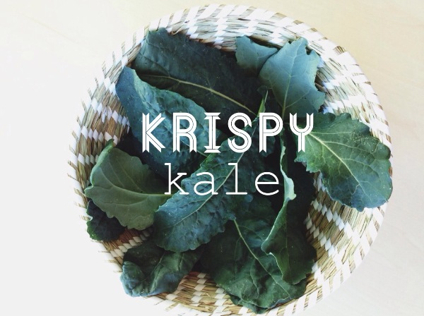 Kale Chips from Poppy Haus