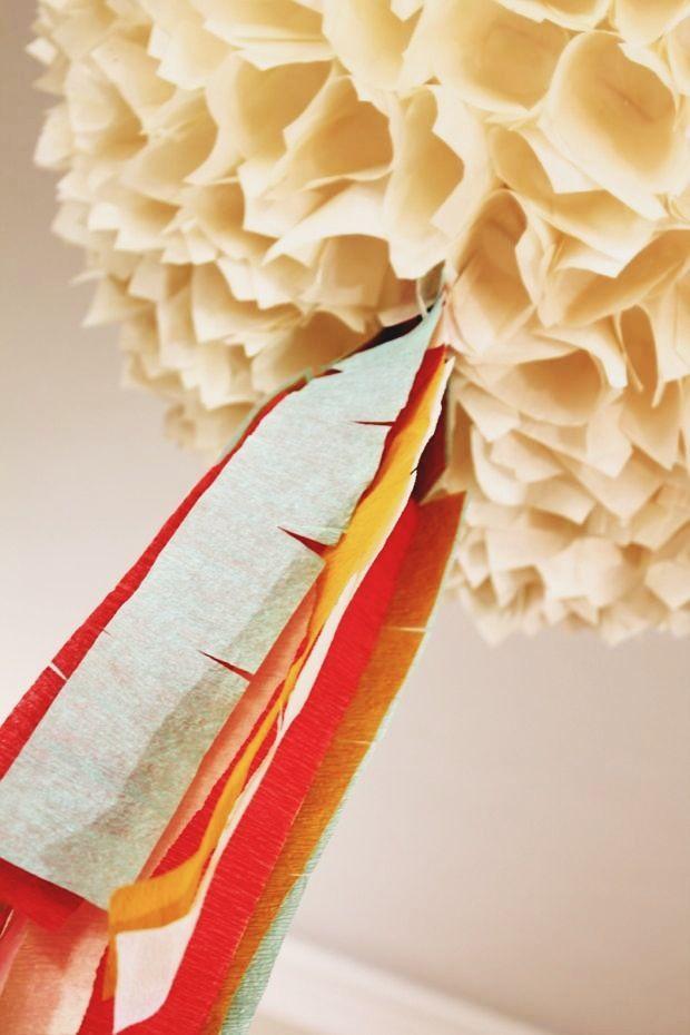 Paper Lantern // Poppy Haus