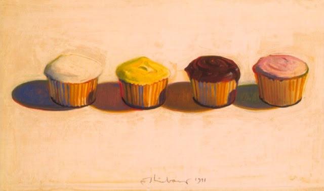 Four Cupcakes, 1971
