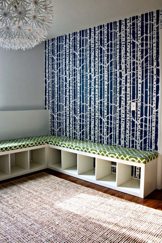 Bench seating EXPEDIT hack