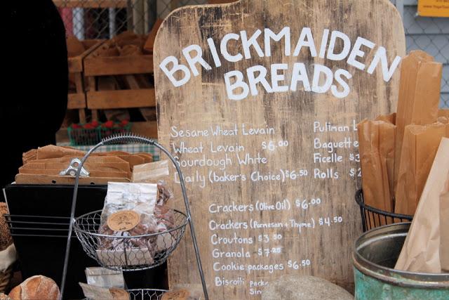 Brickmaiden Breads