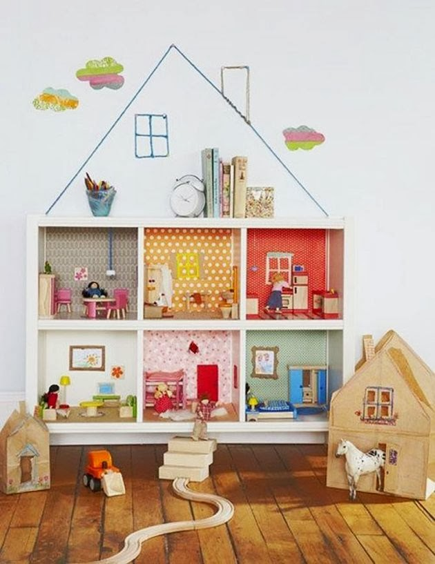 EXPEDIT Doll House (source unknown)