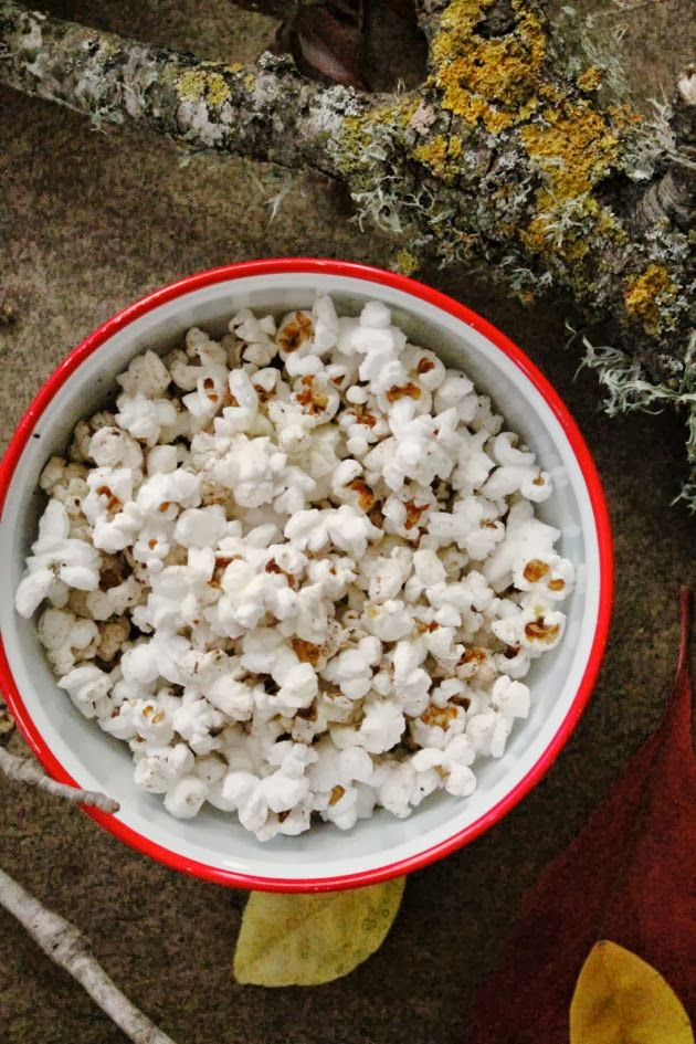 Holiday Popcorn Recipes