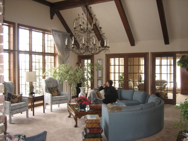 Tudor style homes interior decorating home design and style for Decorating a house