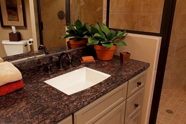Instant Granite Colors : Eco friendly interior design client project cont