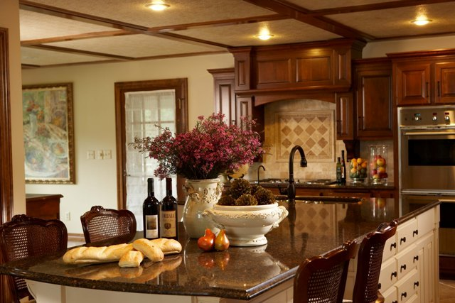 The End Result Is A Beautiful New Kitchen Done In Traditional European Style That Functional And More Elegant Than Before Still Fits