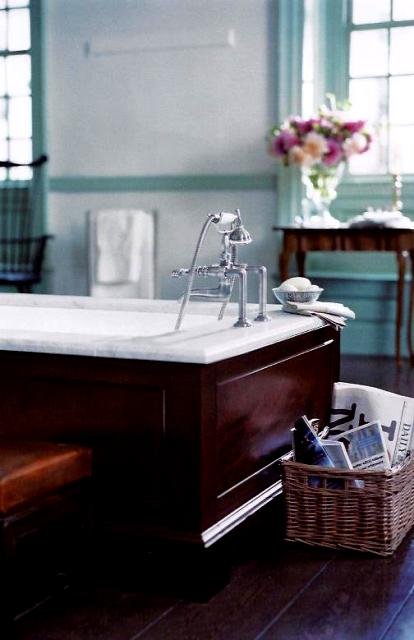 DESIGN ELEMENTS FOR THE BATH by LETITIA — Letitia Little Interior Design