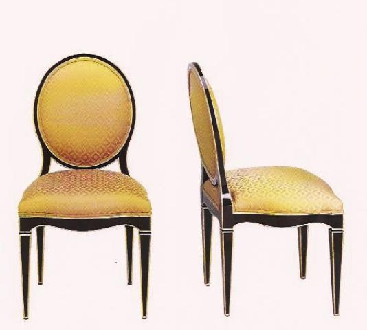 This Chair Is An Adaptation Of The Parisian Art Deco Style Furniture ...