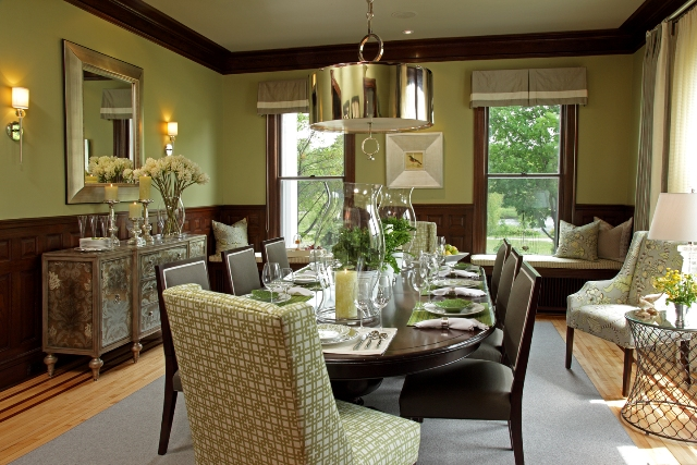 Before After ASID Showcase House Dining Room Part 6
