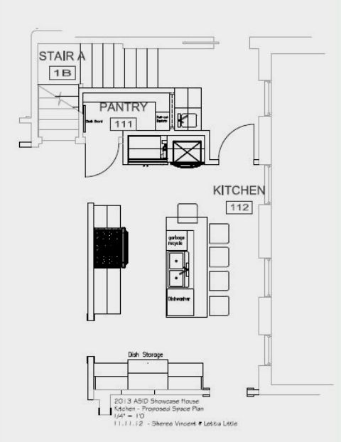 ASID kitchen floor plan - Copy