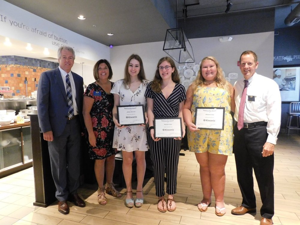 Chippewa Valley School Scholarship Winners