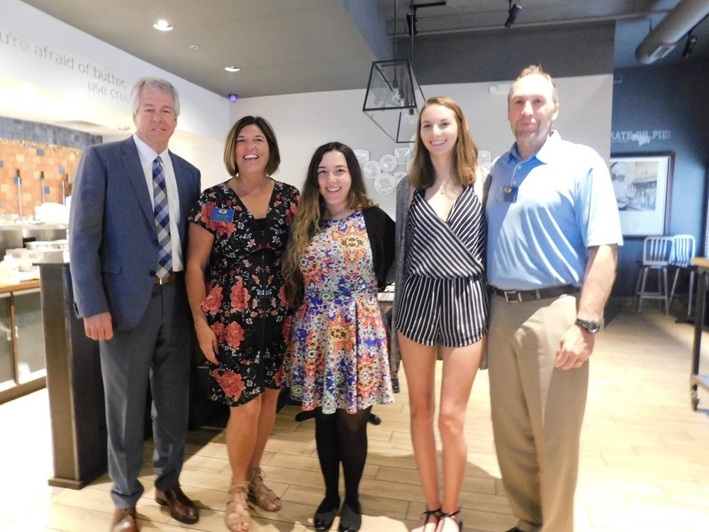 International Academy of Macomb Scholarship Winners