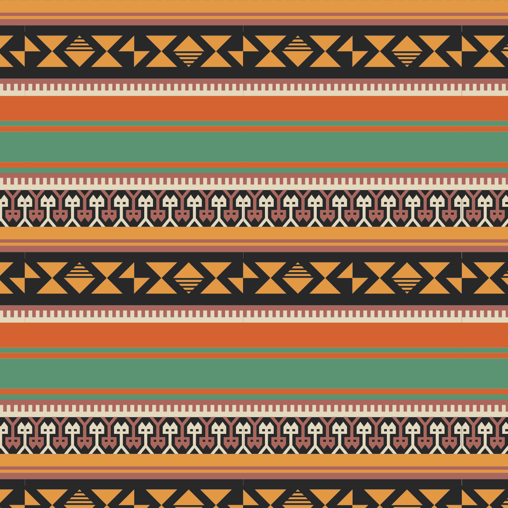 Peru pattern - 10Deep