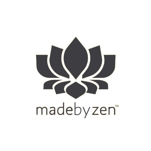 MADE BY ZEN Inventive and elegant, the Made by Zen range of aroma diffusers have a patented ultrasonic technology. They produce an ambient fragranced mist that is ideal for use in salons, shops or the home.Made by Zen have also developed an exclusive range of fragrance oils.