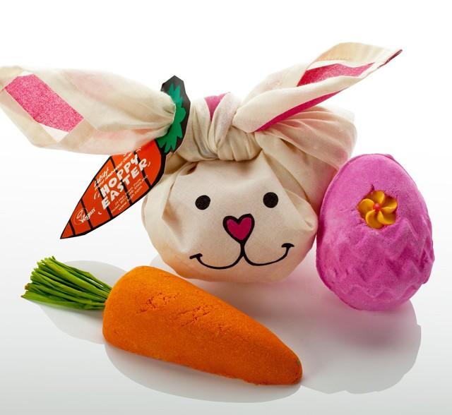 Hoppy Bunny-Lush