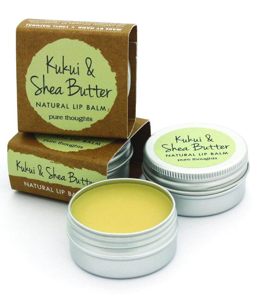Kukui Shea Butter Balm Group 2