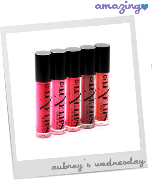 Luxe Lips Creme Gloss