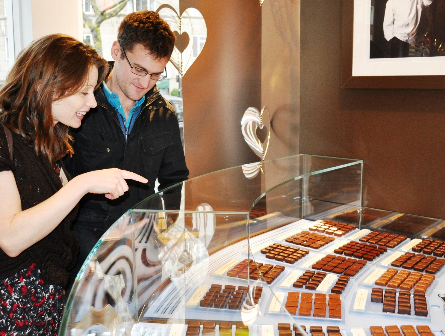 Pierre Herme tour picture - Chelsea Chocolate Tour