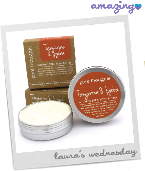 NEW body butter blog image