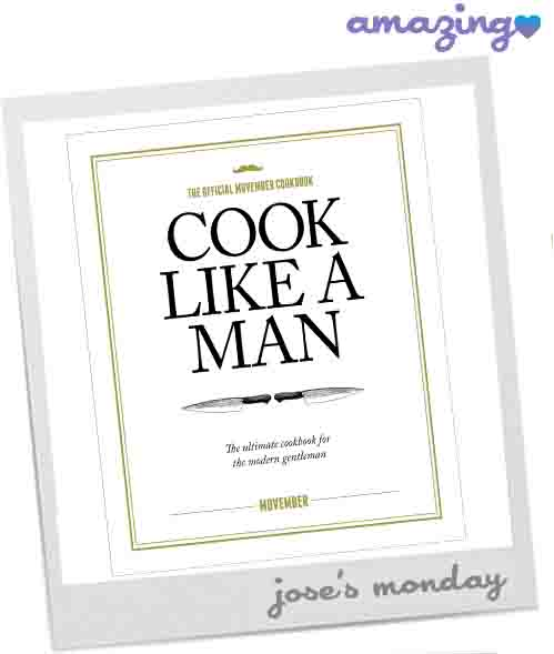 NEW cook like a man blog