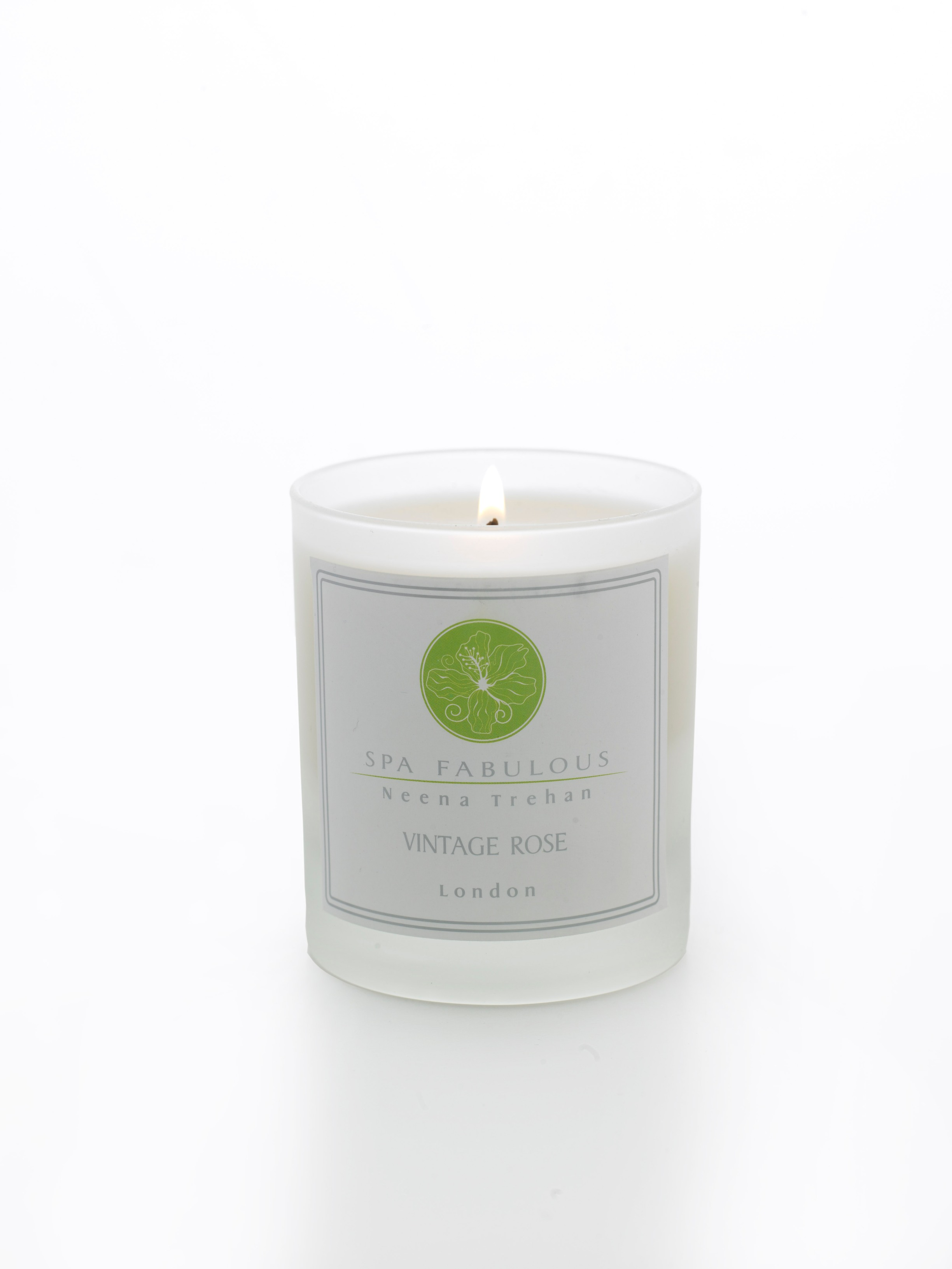 Spa fab Candles