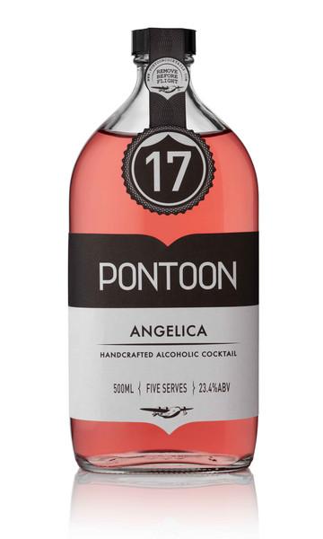 Pontoon Cocktails bottle photo