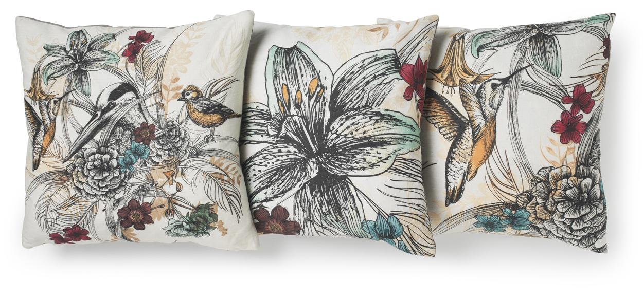 005 botanical cushion group