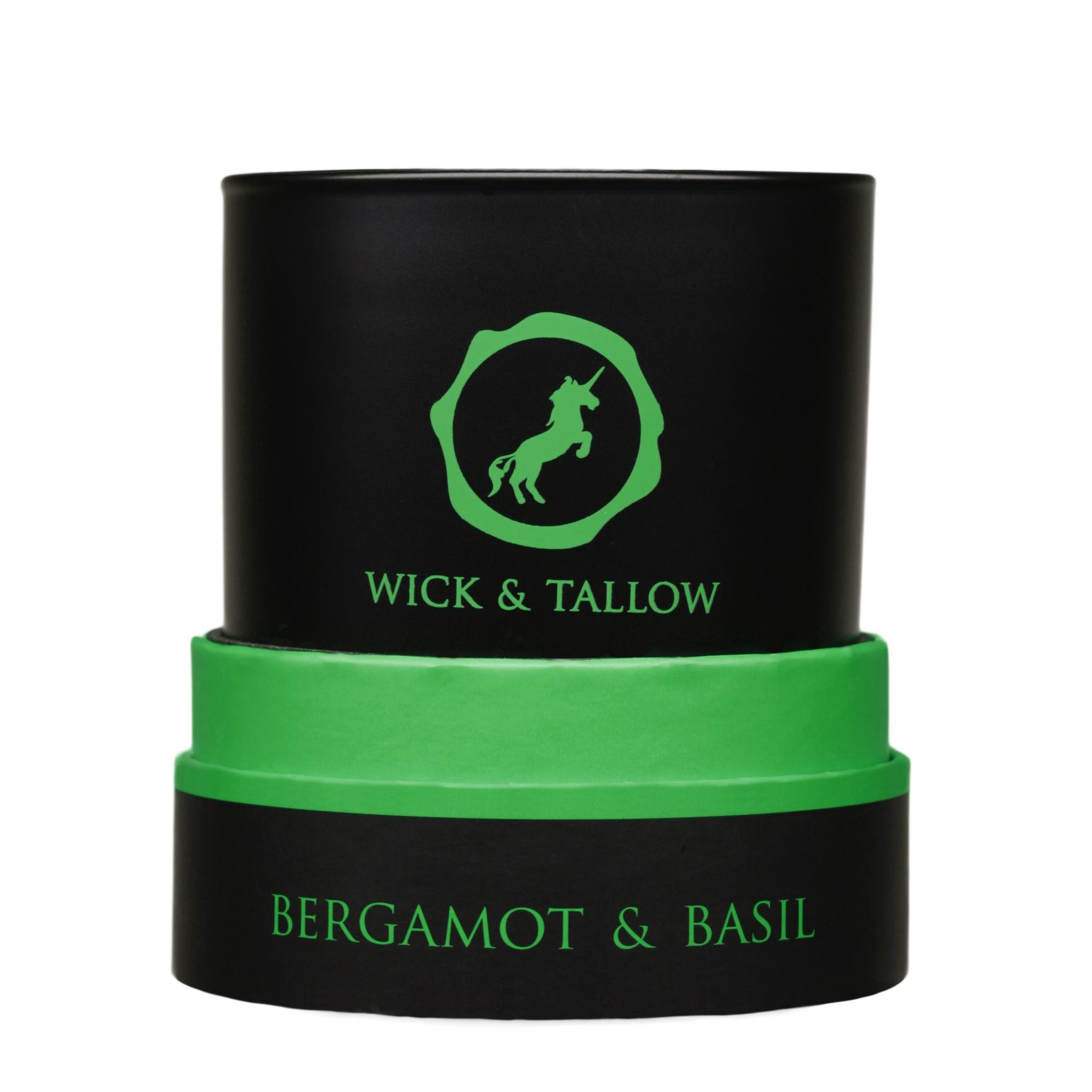 Bergamot&Basil_Luxury_Scented_Candle_Half_Boxed