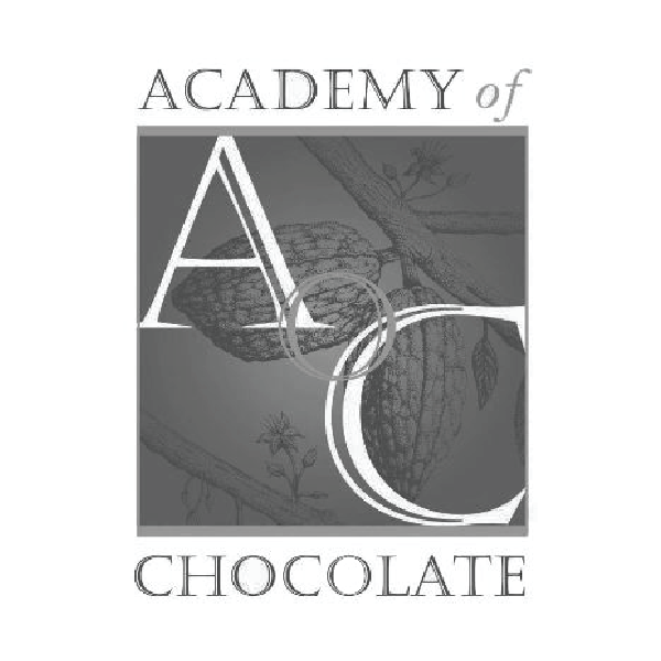 ACADEMY OF           CHOCOLATE Campaign that promotes awareness between fine chocolate and mass-produced chocolate confectionery by educating consumers via workshops, seminars and major biannual conferences. They improve the standard of chocolate in the UK by holding prestigious annual Awards which attract major international chocolate producers and artisan chocolatiers.