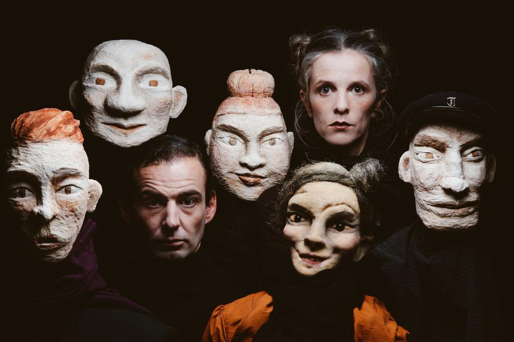 Bêtes de foire by Petit Théâtre de Gestes/Association Z'Alegria at The Barbican Pit